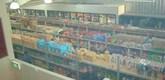 Well stocked shelves.