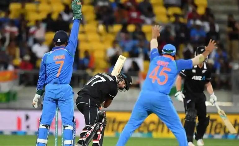 India vs Black Caps