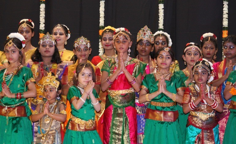Tamil New Zealand School of Dance annual concert showcases
