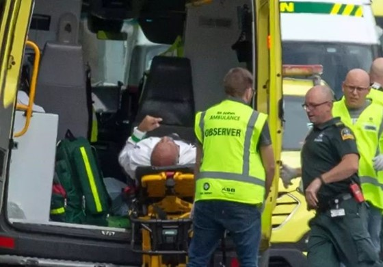 Christchurch Mass Shooting