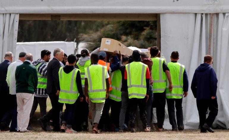 Christchurch Mass Shooting