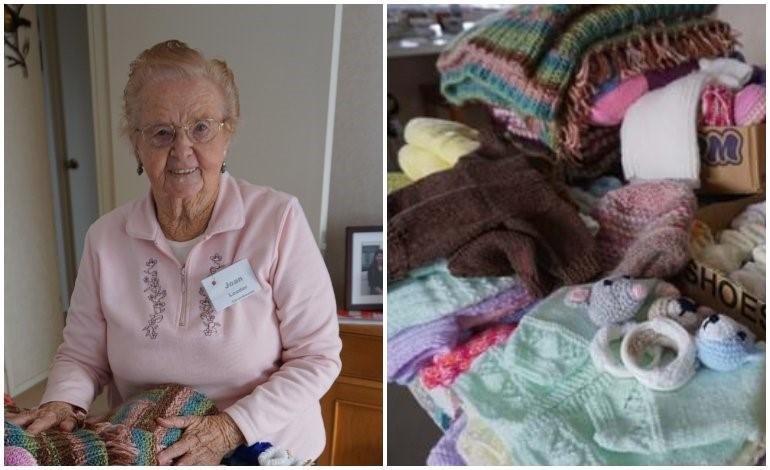 Knitting Grannies