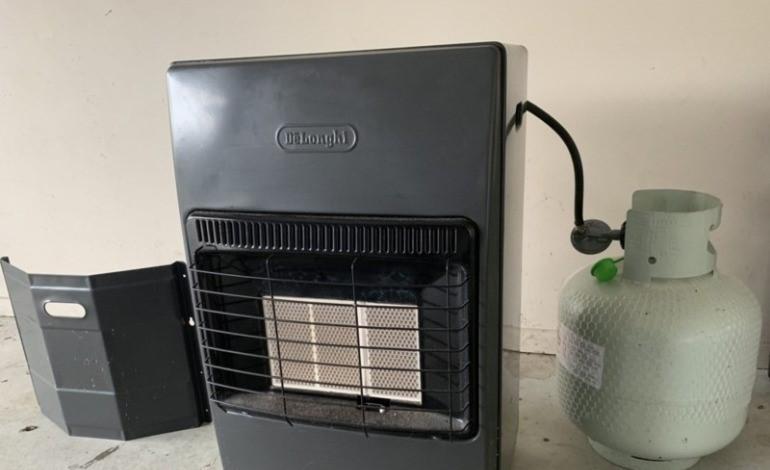 Gas Cylinder Heating