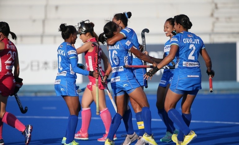 Women's Series Finals Hiroshima 2019