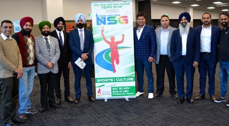 NZ Sikh Games