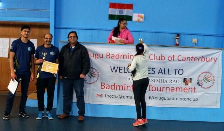 Telugu Badminton