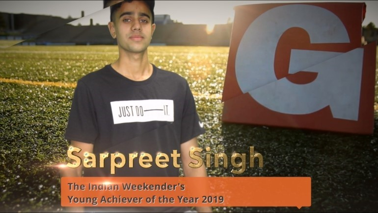 Kiwi Indian Young Achiever
