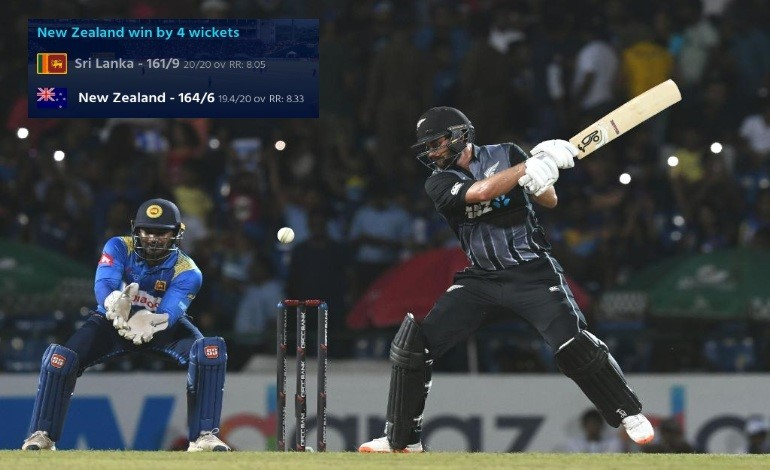 De Grandhomme, Bruce fifties lead Black Caps to series win