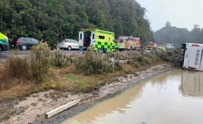 Rotorua Bus Crash