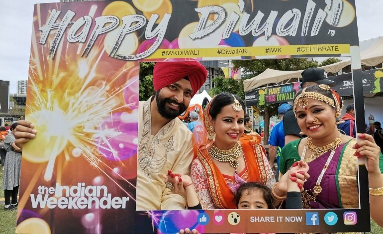 Auckland Diwali Festival 2019