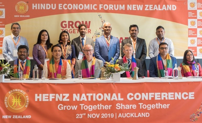 Hindu Economic Forum New Zealand
