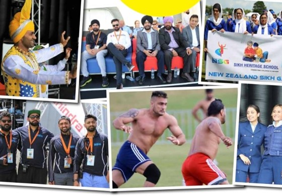 New Zealand Sikh Games