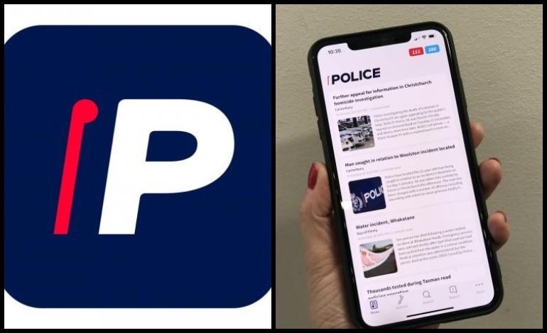 NZ Police App