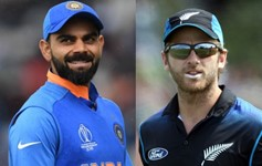 India vs Black Caps