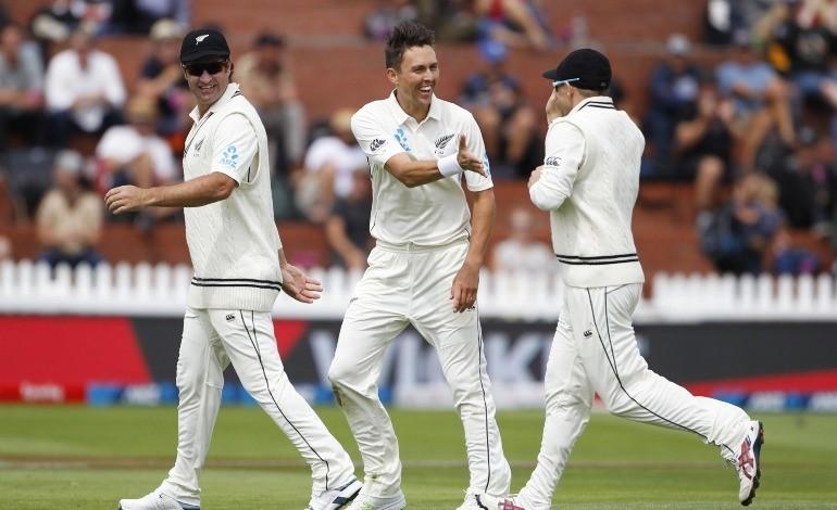 India v Black Caps Test