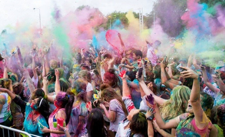 Christchurch Holi