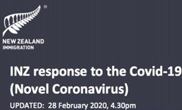 #Coronavirus #INZ