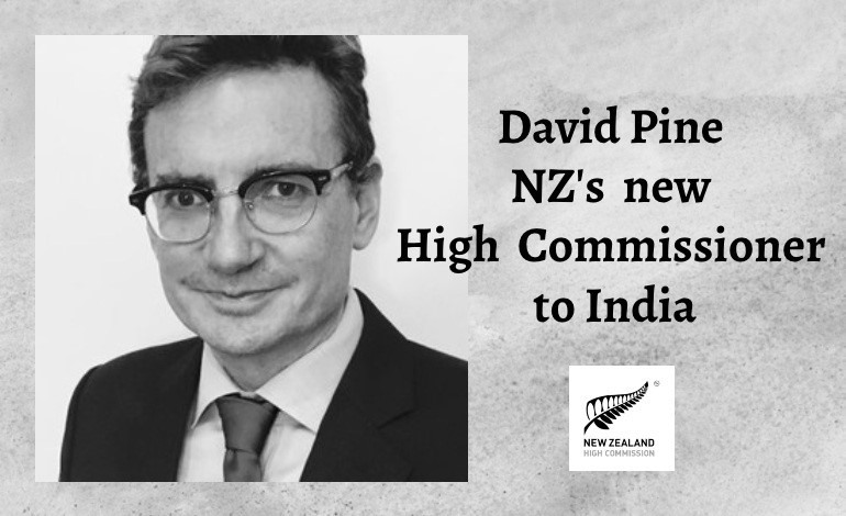 NZ High Commissioner to India