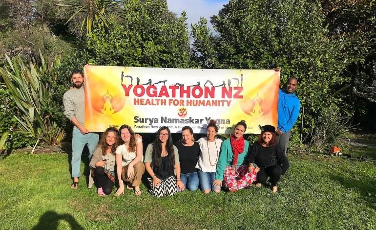Yogathon NZ