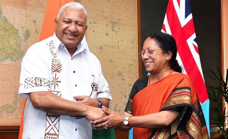 India Fiji bilateral engagements