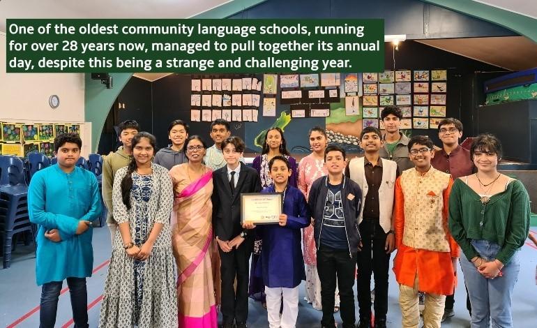 Wellington Hindi School