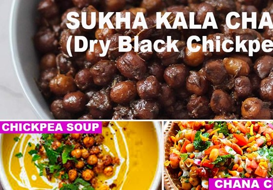 Sukha Kala Chana (Dry black chickpea)