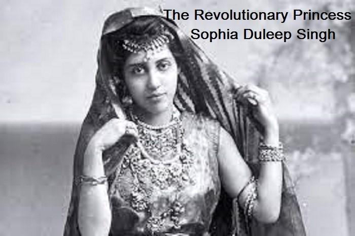 Princess Sophia Duleep Singh