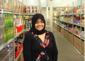 moshims business Mohammed Hashim Kham Azba Plaza butcher ice cream