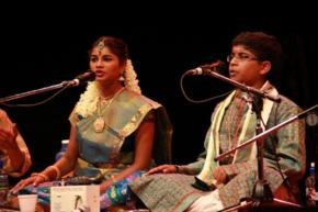 Young Carnatic Vocalists in Splendid Arangetram - www