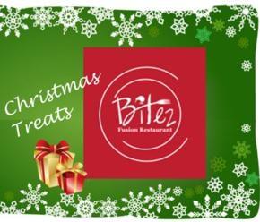 Bitez restuarant Christmas dinner