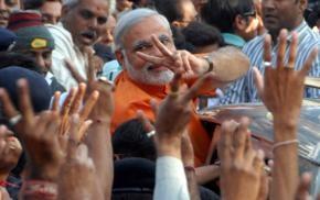Modi India general election 2014 Nirav Shah