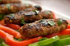 Bosnian kebab
