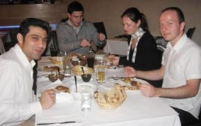 moksha indian restaurant eating food indian newmarket auckland