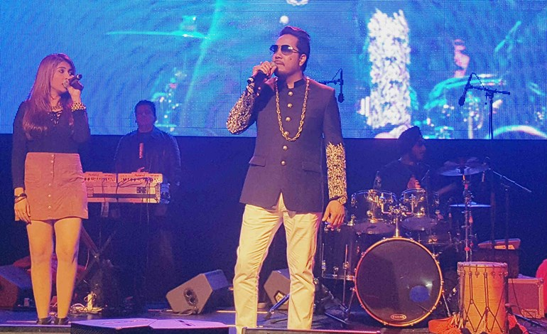 Mika Singh Vodafone Events Centre Manukau Concert Music