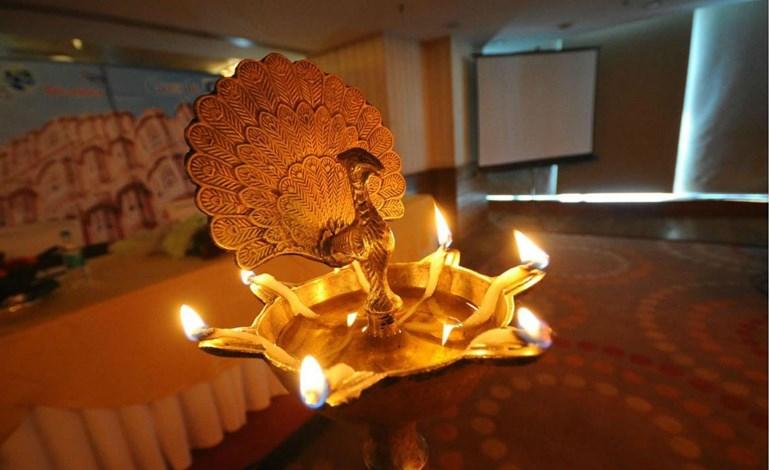 Deepak deepam heritage culture Hindu puja temples deity