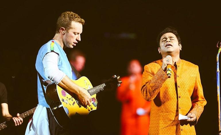 Coldplay Global Citizen Festival A R Rahman Mummbai