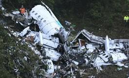 Plane crash Colombia Brazil Soccer