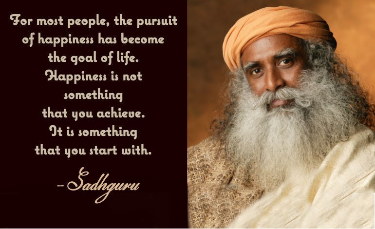 Spirituality Sadhguru Isha Foundation