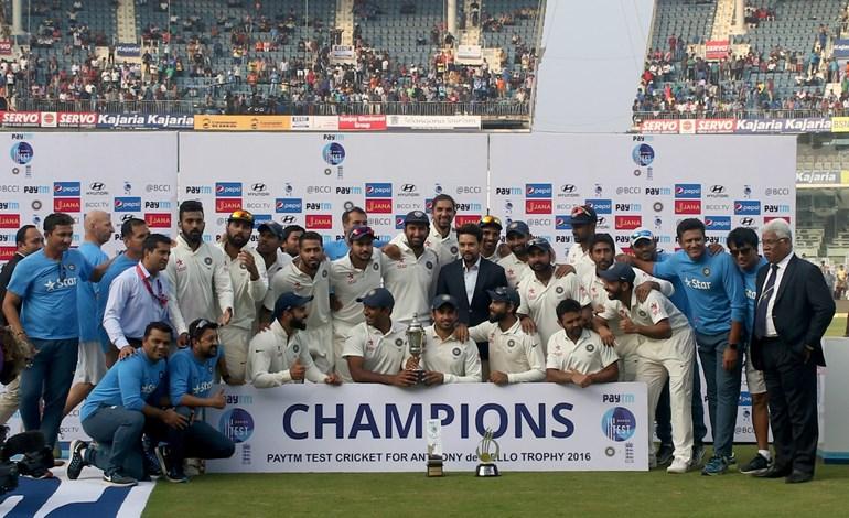 Cricket test match ICC England BCCI India