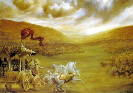 Gita Krishna spirituality
