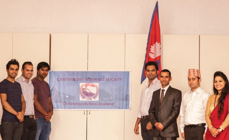 The Canterbury Nepalese Society (CNS) Nepal New Zealand Friendship Society of Canterbury (NNZFSC)