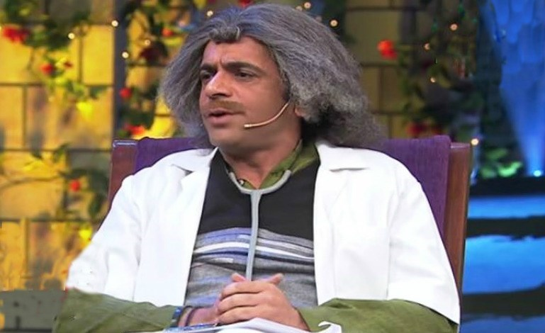 Laughter comedy Sunil Grover Live show concert