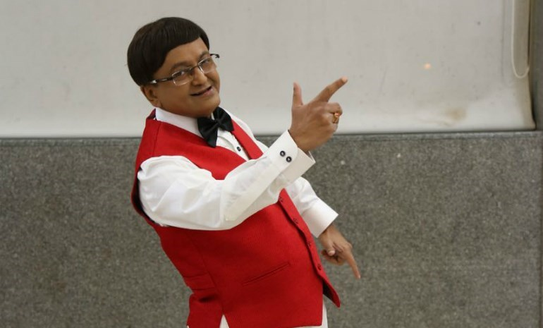 Sanjay Goradia Prem Upadhyay V3 Events NZ Gujarati Theatre