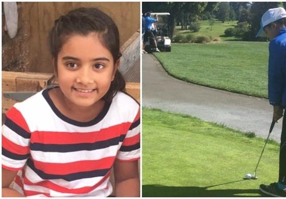 Golf face of the week Community Kiwi-Indian