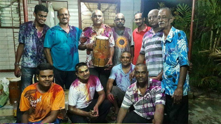 Holi Celebration in Fiji