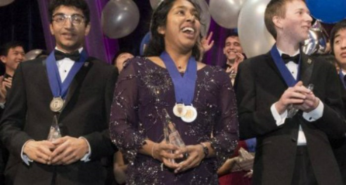 Indian America science prize first