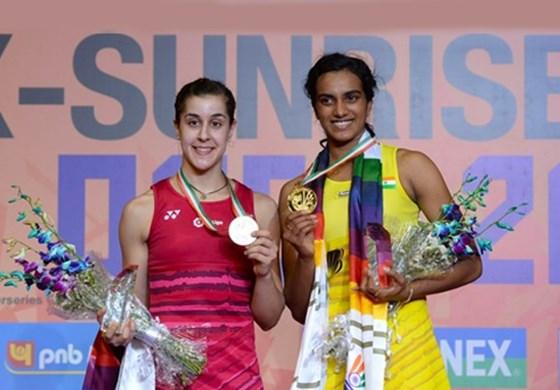 Sindhu Marin India Open Badminton