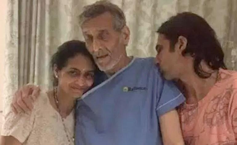 Vinod Khanna Sick Hospital
