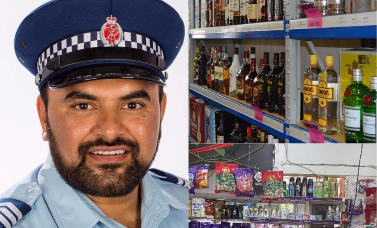 Operation Dukan Crime Dairy Stores South Auckland NZ Police Counties Manukau Inspector Chaplow