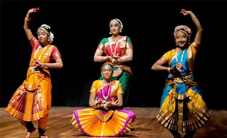 Bharatanatyam dance Classical Dance Christchurch